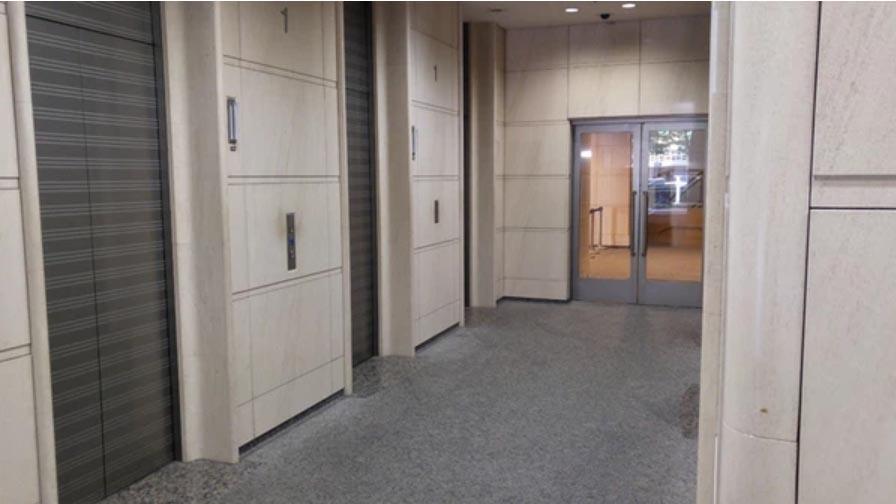Tokyo NII - Directions - 03 Elevator