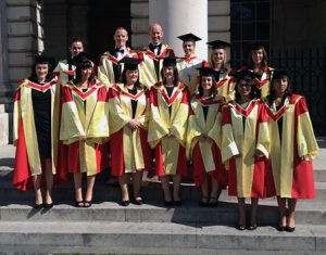 Successful PhD Candidates at Trinity College Dublin (Machine Learning and Recommender Systems)