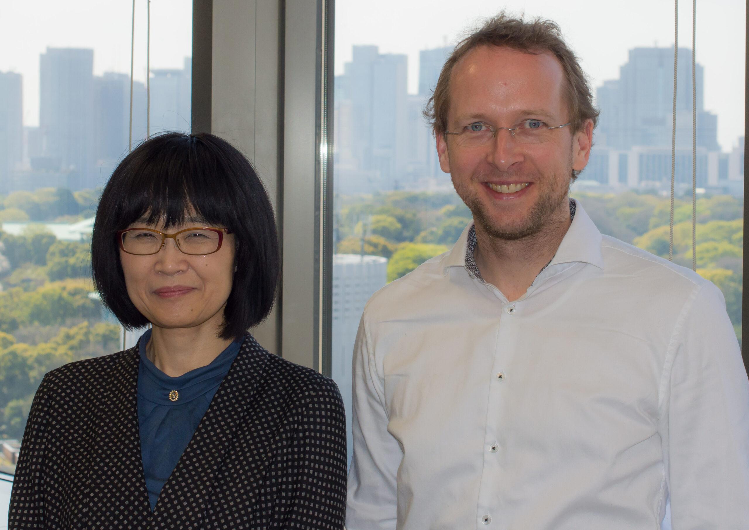 Prof. Akiko Aizawa (NII) and Prof. Joeran Beel (TCD Dublin), Recommender Systems Research