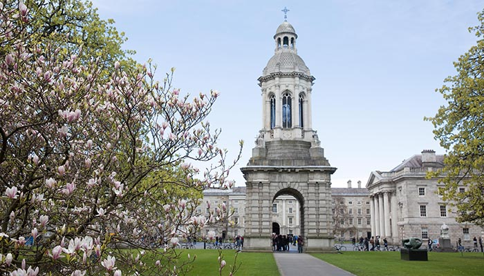 Trinity College Dublin, Home of our Recommender-Systems Research