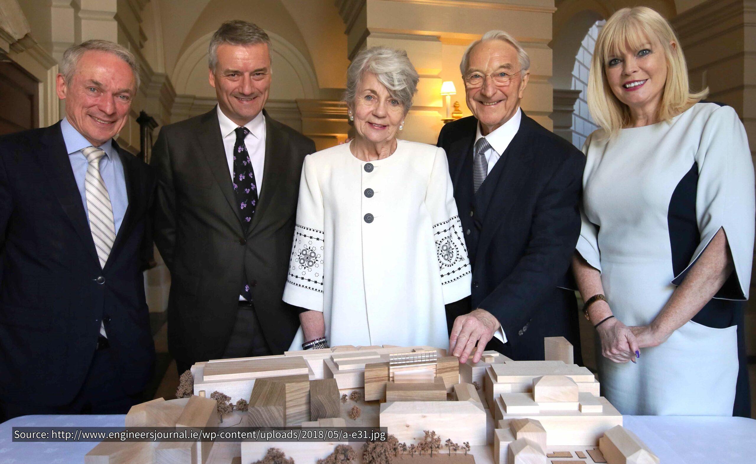 Trinity College Dublin E3 €60m