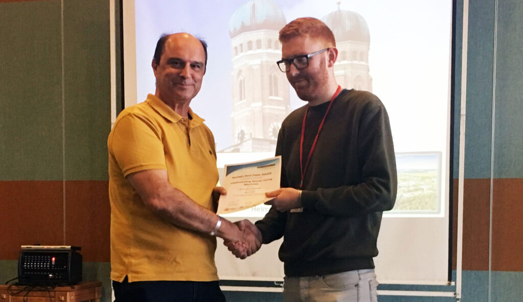 ICANN 2018 Best Paper Award - Implementing Neural Turing Machines
