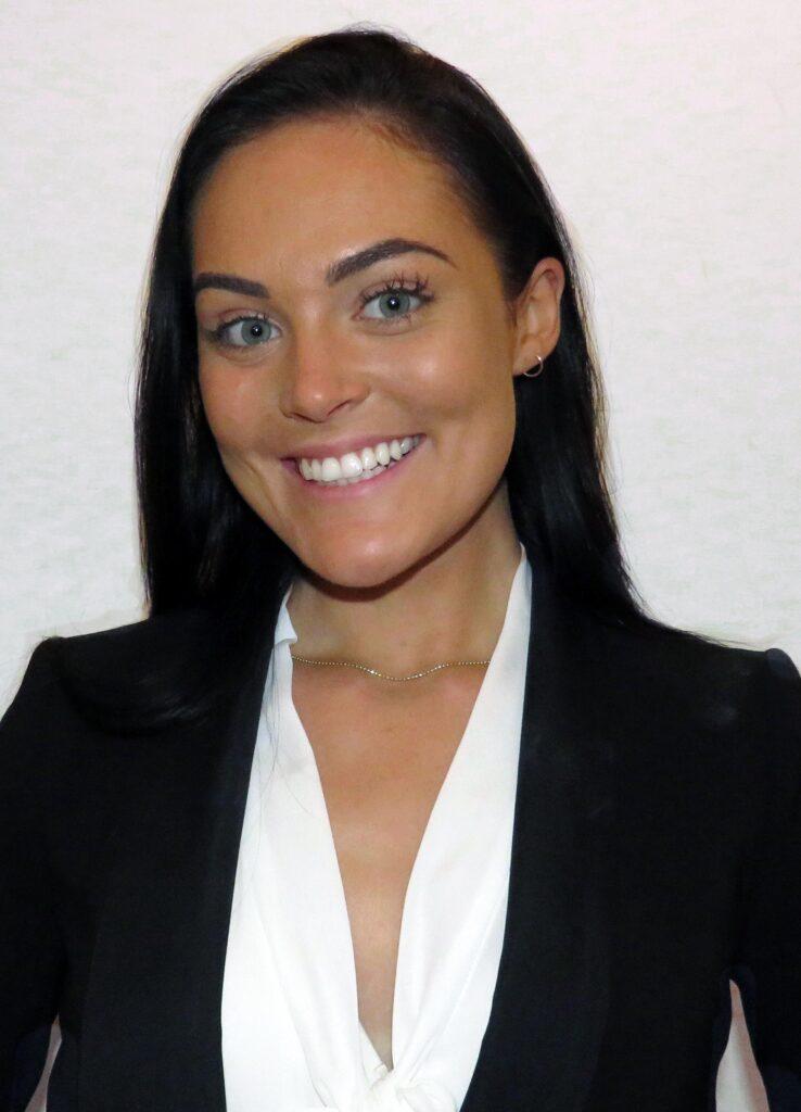Haley May Dixon, Student at Trinity College Dublin Ireland.