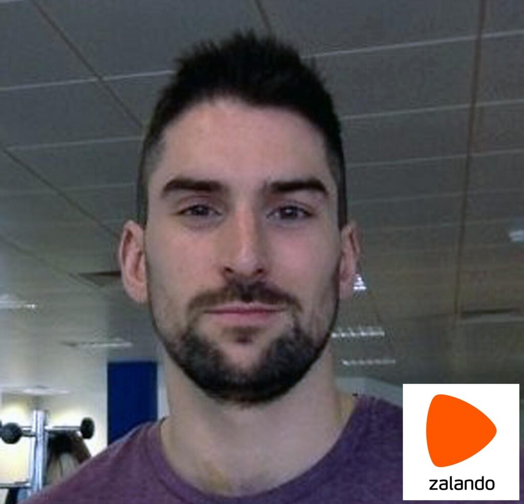 Conor Gallagher (Zalando), Dublin, Ireland