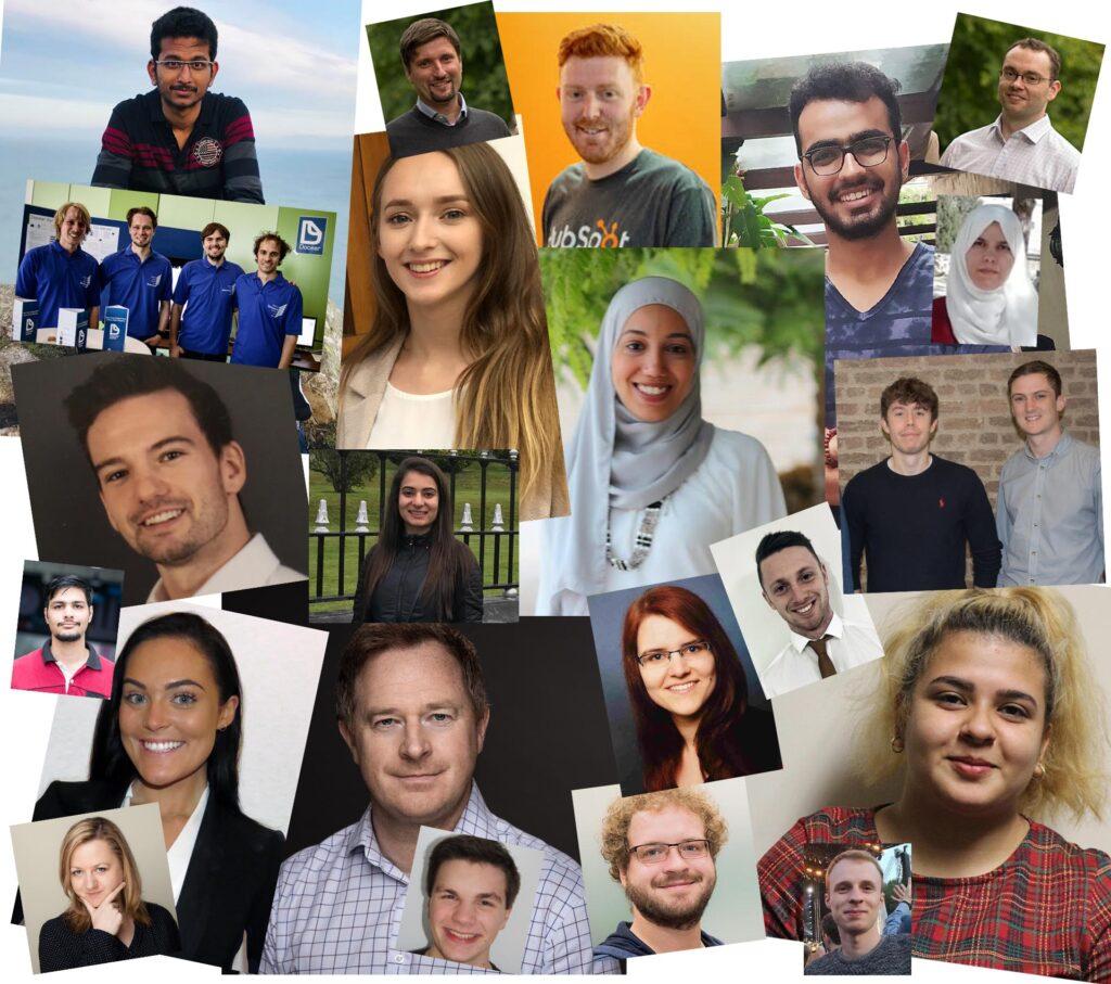 ISG Alumni Collage 2020