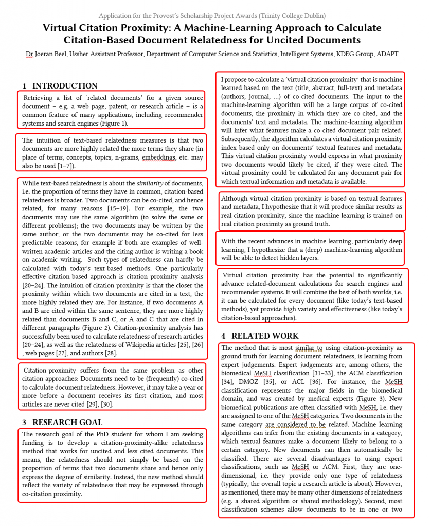 Terms used academic writing resume professional volunteer